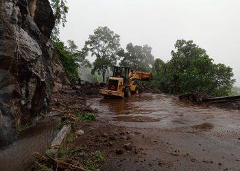 Gulab wreaks havoc in Koraput, Malaknagiri