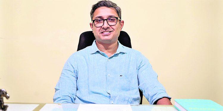 Ram's Assorted Cold Storage Limited Managing Director Aditya Dash