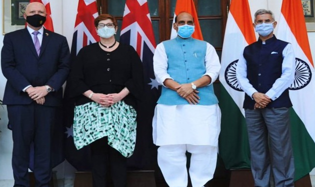Pic- MEA India