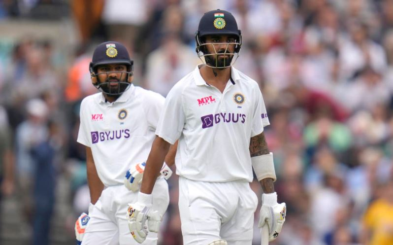 4th Test: India manages to move into lead despite losing KL Rahul - OrissaPOST
