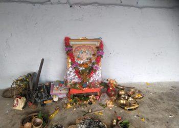 Nalconagar's week-long Vishwakarma Puja underway sans grandeur