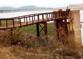 No water for farmers in district with 5 rivers