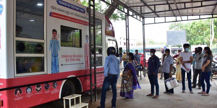 Odisha registers 545 new Covid-19 cases; 74 below 18 years
