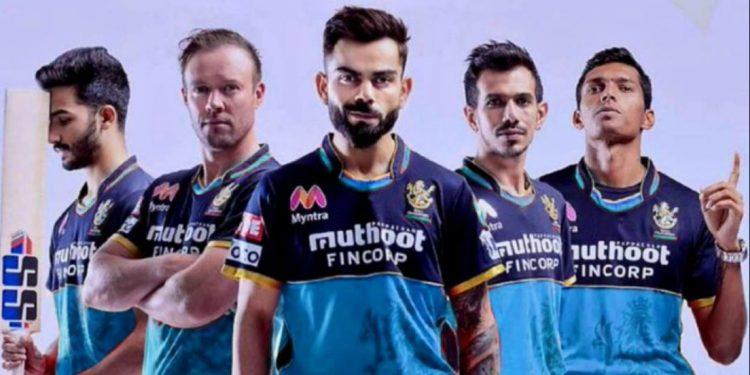 Virat Kohli led RCB to wear blue jerseys for this reason