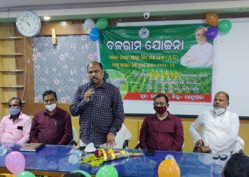 Rajnagar 1,435 farmers included in Balaram Yojana