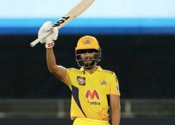 Ruturaj Gaikwad stars in CSK's 20-run win over MI