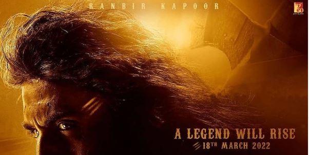 Ranbir Kapoor's first look from 'Shamshera' unveiled on his birthday