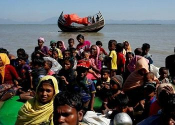 The influx of refugees from military coup-hit Myanmar continued and around 2,000 people have crossed over to Mizoram in the past four days (Picture credits: Reuters)