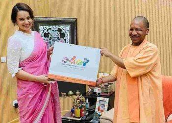 Kangana Ranaut named brand ambassador of UP's ODOP scheme