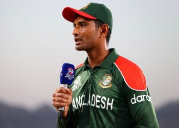 T20 World Cup: Bangladesh win toss, opt to bat against PNG.