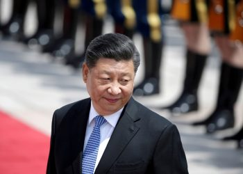 File photo of Chinese President Xi Jinping (PC: Reuters)