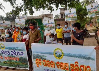 Communities unite to revive Sukapaika