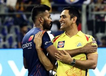 MS Dhoni is the only person who can calm me down: Hardik Pandya