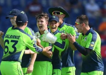T20 World Cup: Ireland's Campher claims 4 wickets off 4 balls vs Netherlands