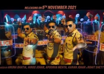 First song of Sooryavanshi 'Aila Re Aila' out